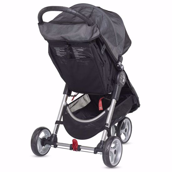 Passeggino City Mini 3 Charcoal/Gray
