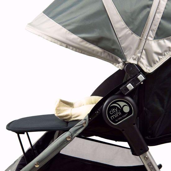 Pedana poggiapiedi compatibile baby jogger