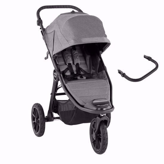Image sur Pack City Elite2 Cotton Slate (Barre de Sécurité inclusive)