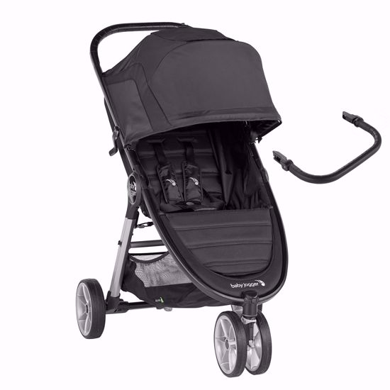 Picture of Pack City Mini2 3 wheels Jet (Belly Bar included)