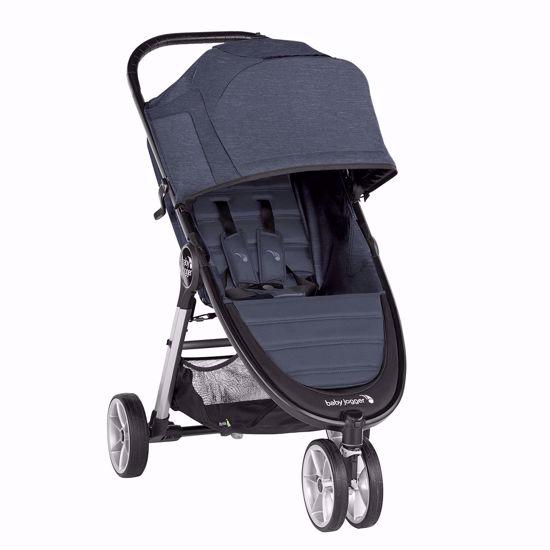 Pack City Mini2 3 ruote Carbon  (Maniglione incluso)