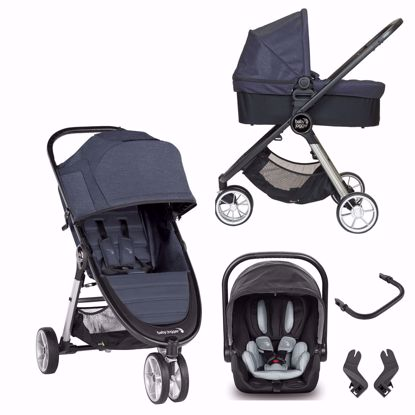 Picture of 3 in 1 Pram System City Mini2 3 wheels + City Go i-size