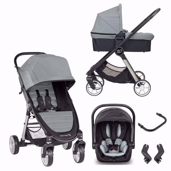 Bild von Kombi-Kinderwagen City Mini2 4 Räder + City Go i-size
