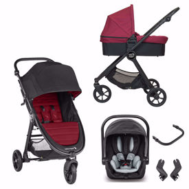 Picture of 3 in 1 Pram System City Mini GT2 + City Go i-size