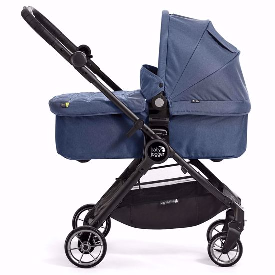 Picture of 3 in 1 Pram System City Tour LUX with accessories  Iris + City Go i-size