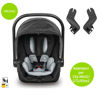 Pack Seggiolino Auto City Go I-Size + Adattatori City Mini2/GT2/Elite2