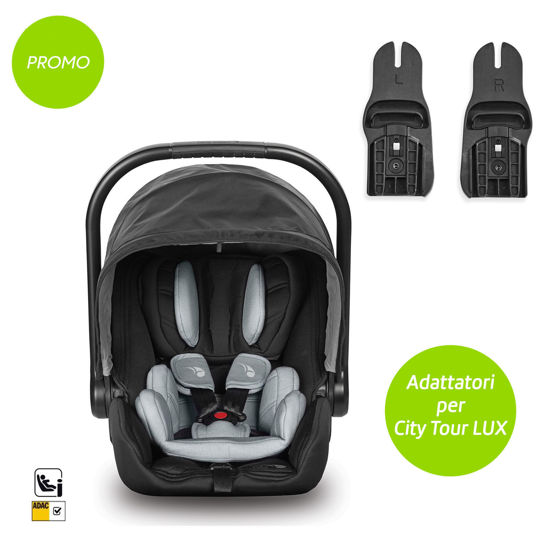 Picture of Pack City Go I-Size Car Seat + City Tour Lux  Adaptors