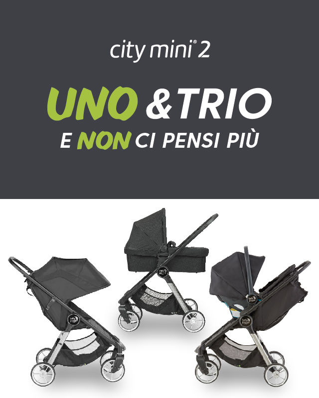 city mini2 uno & trio