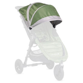 CAPOTTA PASSEGGINO_Tessuto_City Mini GT_Evergreen Gray