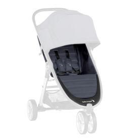 IMBOTTITURA PASSEGGINO con cinture  City Mini2_3 ruote/4ruote_Carbon