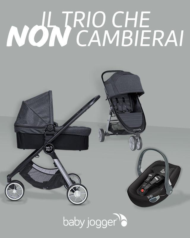 Trio Baby Jogger