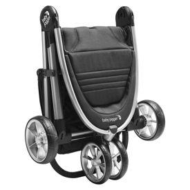 City Mini2 3 ruote Opulent Black