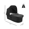 Duo City Mini2 3 ruote Opulent Black/Opulent Black