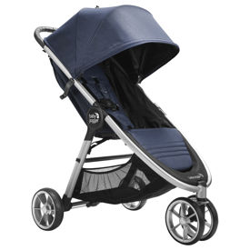 Duo City Mini2 3 ruote Storm Blue/Opulent Black