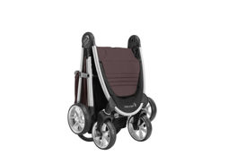 City Mini2 4 ruote Brick Mahogany