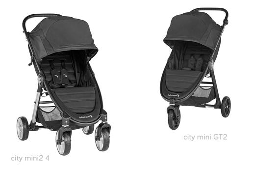 Manuals Baby Jogger